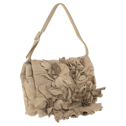 Valentino Handbag with floral application