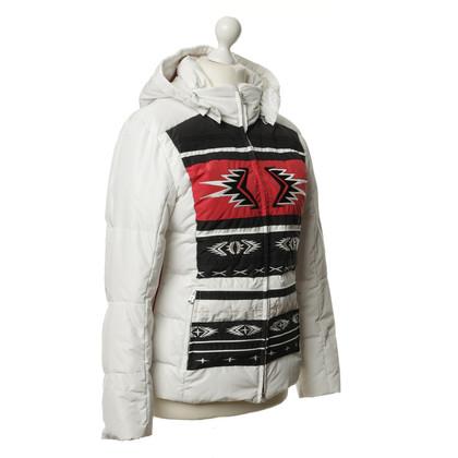Bogner Winter jacket with ethno