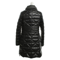 Duvetica Down coat in black