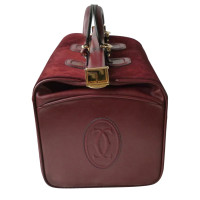 Cartier overnight bag