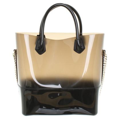 Andere Marke Kartell - Handtasche aus Kunststoff