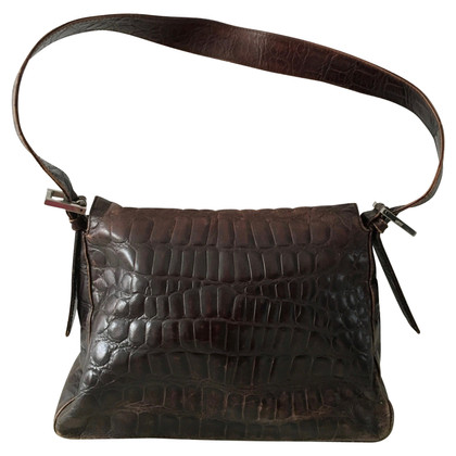 JOOP! Handbag in reptile optics