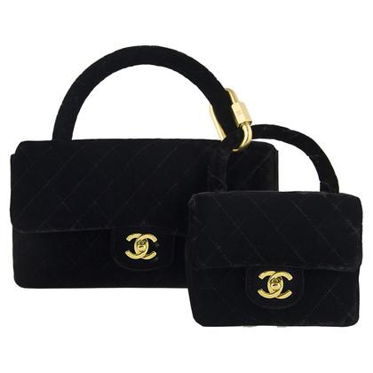 "Chanel ""Classic Twin Handbag"""