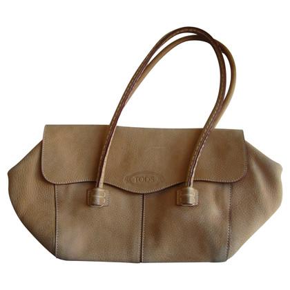 Tod's Suede handbag