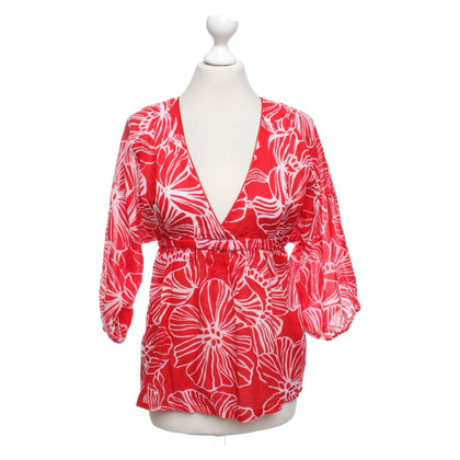 Antik Batik top with pattern