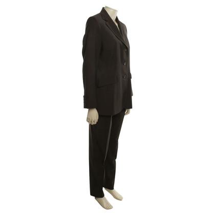 Windsor Suit in donkerbruin
