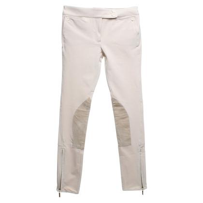 Roberto Cavalli trousers in beige