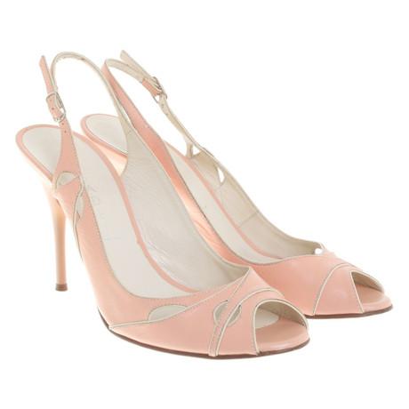Casadei Sandaletten in Rosa Rosa / Pink