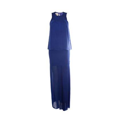 Acne Blue Maxi dress
