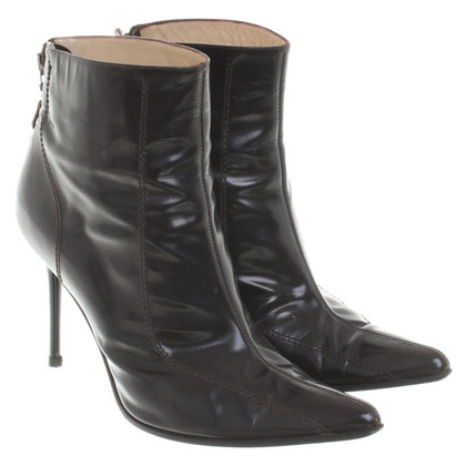 Dolce & Gabbana Stivali a Brown