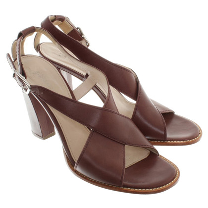 Jil Sander Sandals in Brown