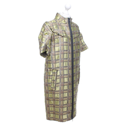 Marni Dress with check pattern