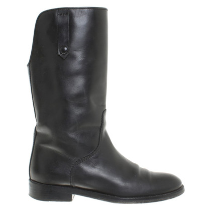 Hugo Boss Boots in zwart