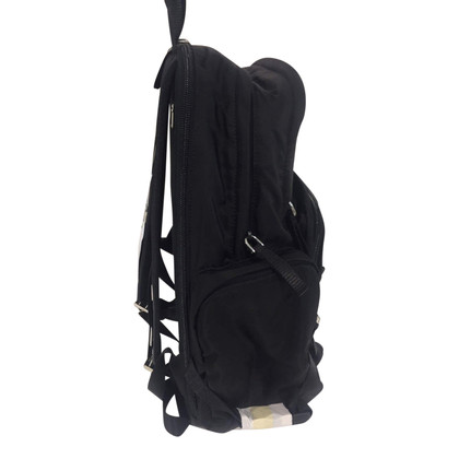 Prada Black backpack