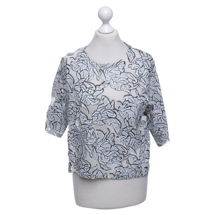Balenciaga top with pattern