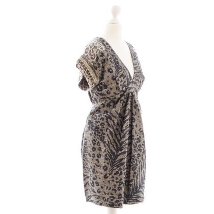 Matthew Williamson Dress Leopard