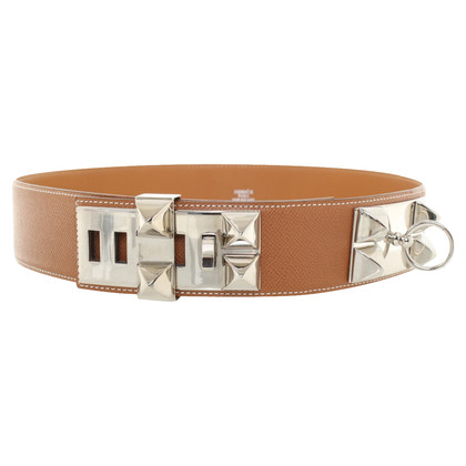 Hermès Belt in brown