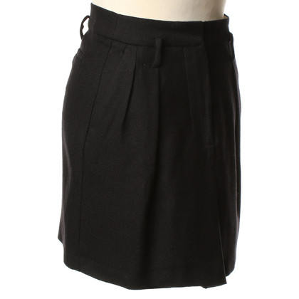 Sport Max Wool skirt in black
