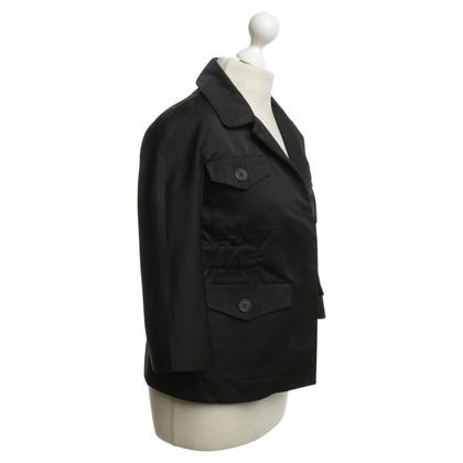 Cacharel veste cintrée en noir