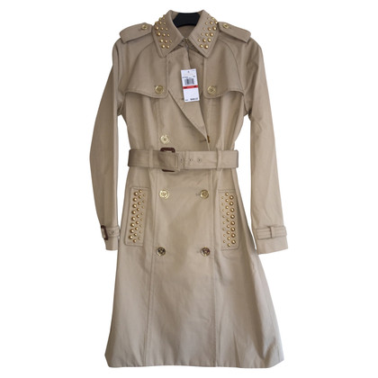 Michael Kors Trench con finiture a borchie
