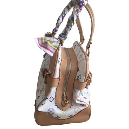 """Louis Vuitton """"Claudia Blank Monogram Multicolor Canvas"""""""