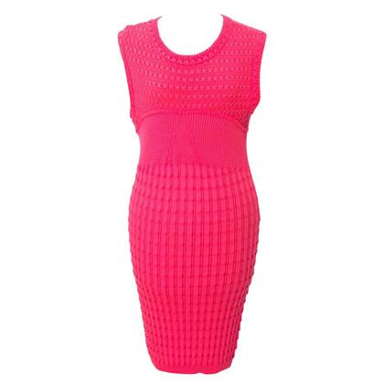 Chanel Vestito di rosa scuro