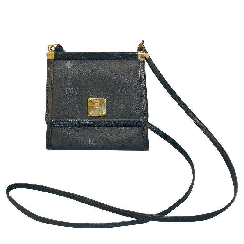 mcm vintage tasche second hand mcm vintage tasche gebraucht kaufen f r 139 00 41480. Black Bedroom Furniture Sets. Home Design Ideas