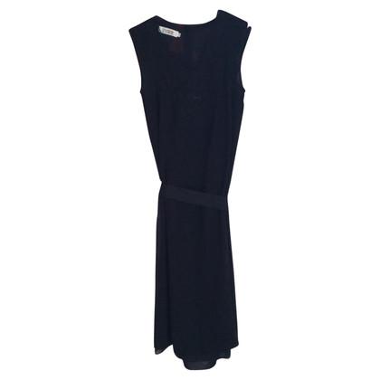 Comptoir des Cotonniers Midi dress with insert