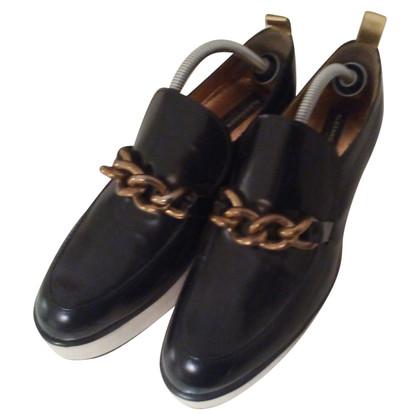 Alexander McQueen Plateau-slipper