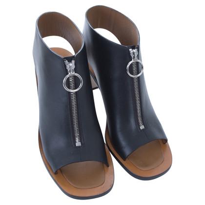 Céline Boots in black