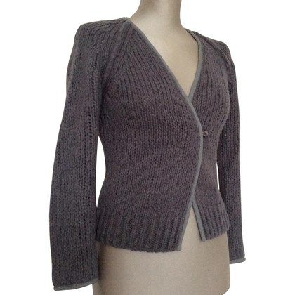 Humanoid Knitted Cardigan