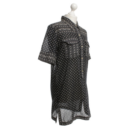 Isabel Marant Etoile Blouse dress with floral pattern