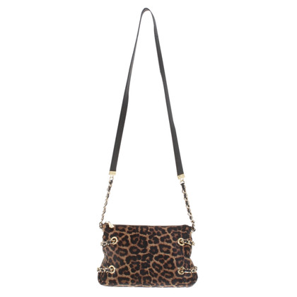Michael Kors Shoulder bag with pony skin