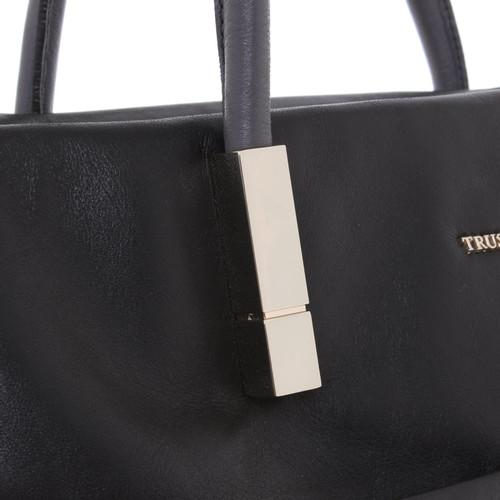 1f689cb26861d Andere Marke Trussardi - Handtasche in Schwarz - Second Hand Andere ...