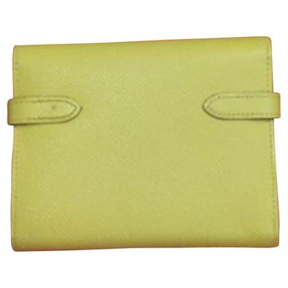 Hermès Hermes Kelly Compact Wallet