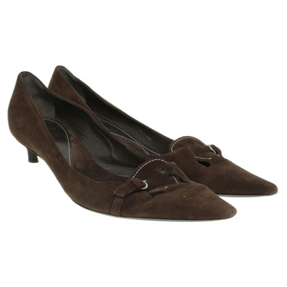 Bally Pumps with cut-outs
