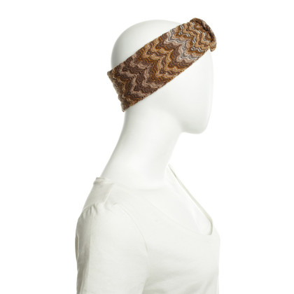 Missoni Headband with gathering