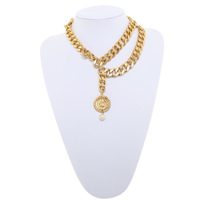 Chanel Articulated chain with pendant