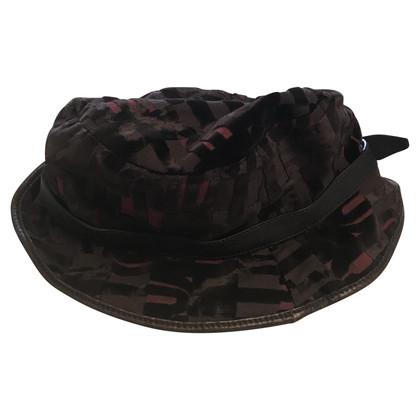 Miu Miu Miu Miu Hat suede