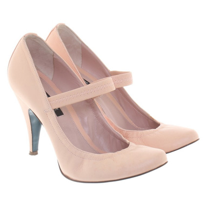 Patrizia Pepe pumps in Nude