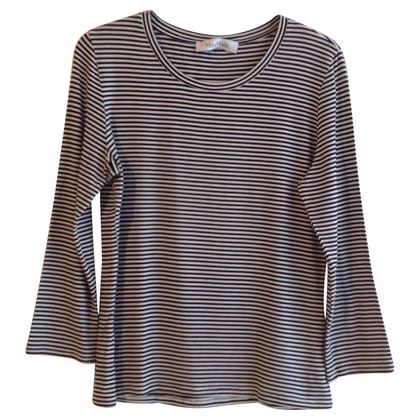 Max Mara top with stripes