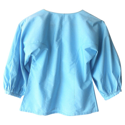 Jil Sander Blue blouse