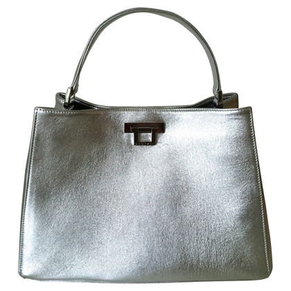 Unützer Silver colored handbag