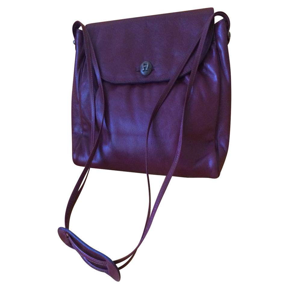 aigner handtasche in rot second hand aigner handtasche in rot gebraucht kaufen f r 78 00. Black Bedroom Furniture Sets. Home Design Ideas
