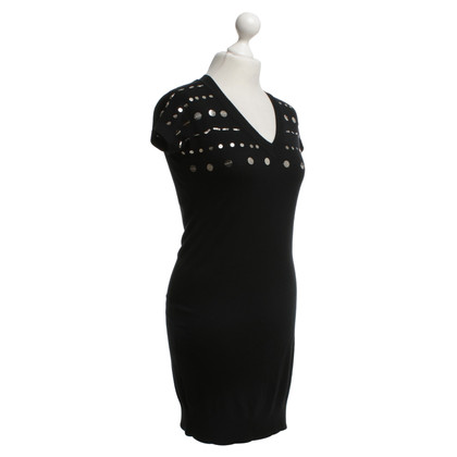 Vertigo Knitted dress with sequins