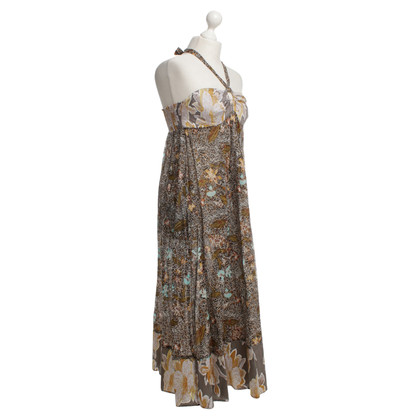 Cinque Kleid mit floralem Print