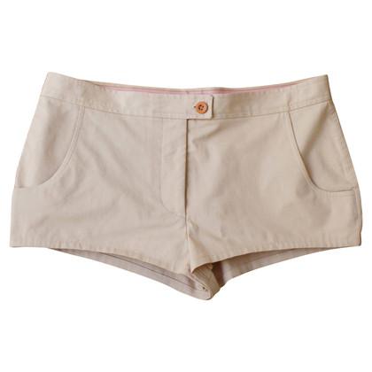 Tara Jarmon Shorts in pink / nude