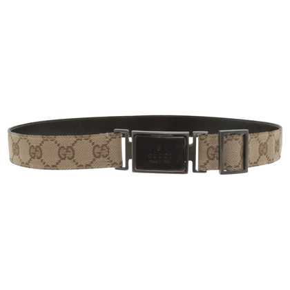 Gucci Belt with Guccisima pattern