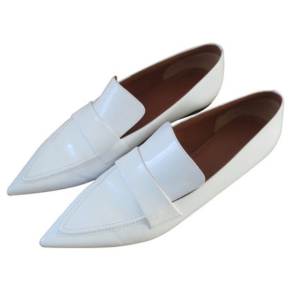 Céline Pointy loafers