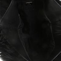 Aigner Umhängetasche in Schwarz